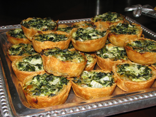 Spinach Quiche, Revisited Recipes — Dishmaps